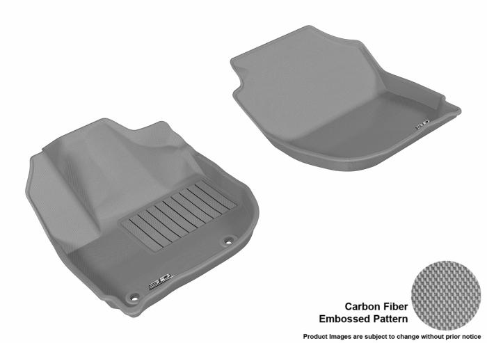 3D MAXpider Honda HR-V Floor Mats