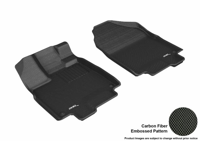 3D MAXpider Honda Odyssey Floor Mats
