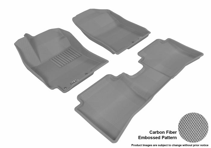 3D MAXpider Hyundai Accent Floor Mats