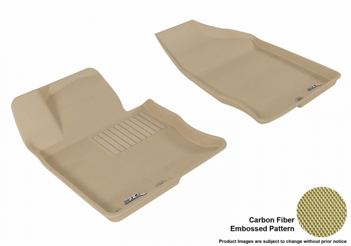 3D MAXpider Hyundai Azera Floor Mats