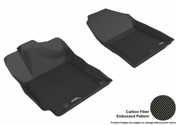 3D MAXpider Hyundai Elantra Floor Mats