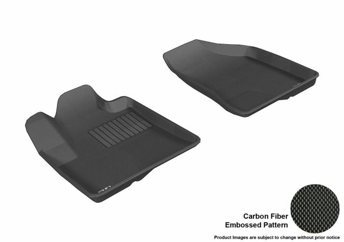 3D MAXpider Hyundai Santa Fe Floor Mats