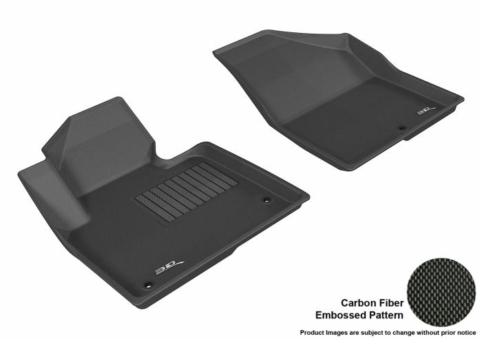 3D MAXpider Hyundai Santa Fe Sport Floor Mats