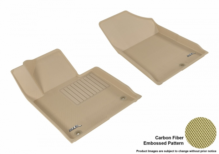 3D MAXpider Hyundai Sonata Floor Mats