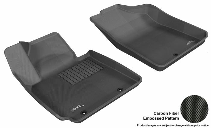 3D MAXpider Hyundai Veloster Floor Mats