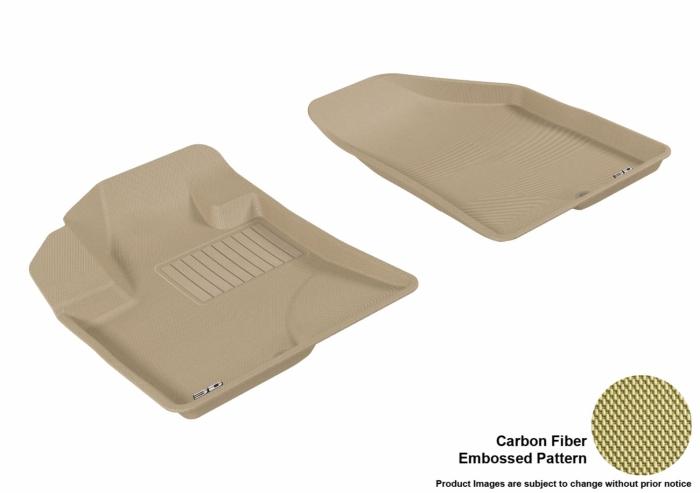 3D MAXpider Hyundai Veracruz Floor Mats