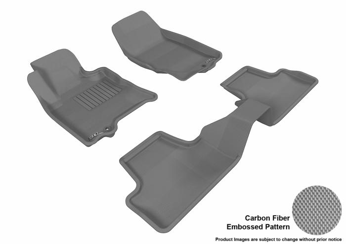 3D MAXpider Infiniti EX35 Floor Mats