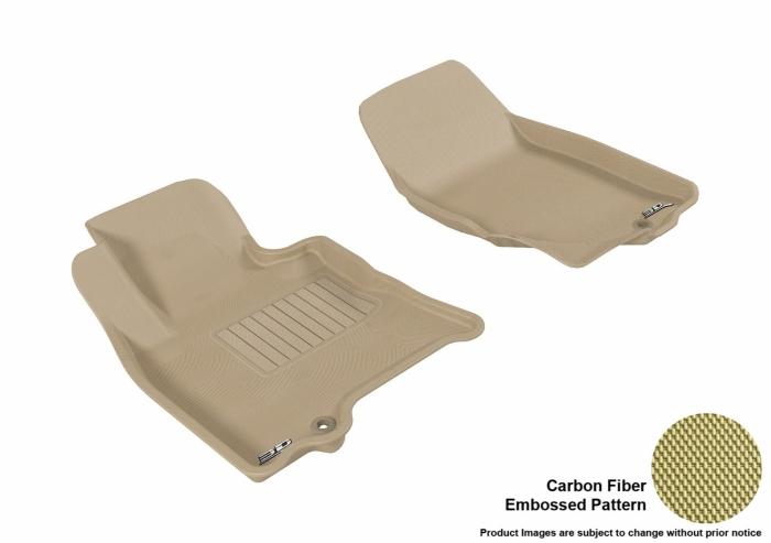 3D MAXpider Infiniti FX35 Floor Mats