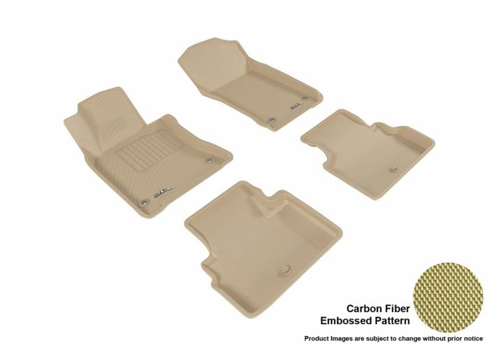 3D MAXpider Infiniti Q60 Floor Mats