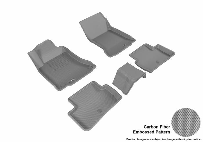 3D MAXpider Infiniti QX30 Floor Mats