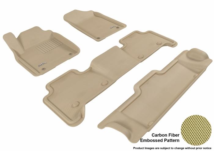 3D MAXpider Infiniti QX56 Floor Mats
