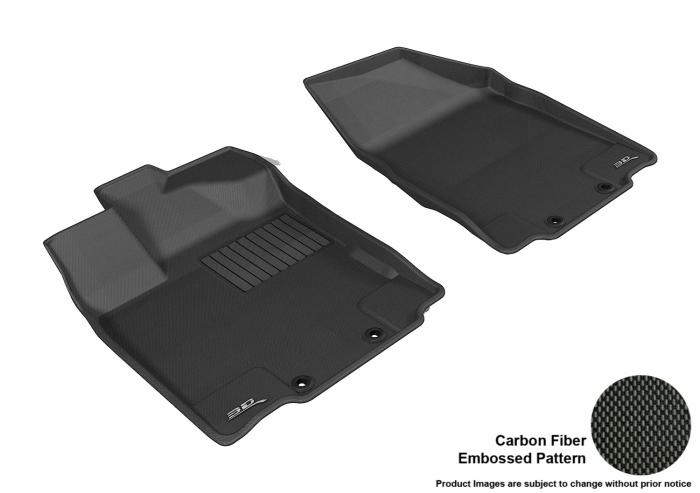 3D MAXpider Infiniti QX60 Floor Mats
