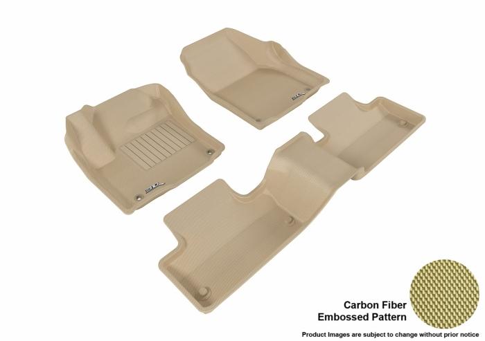 3D MAXpider Land Rover Range Rover Evoque Floor Mats