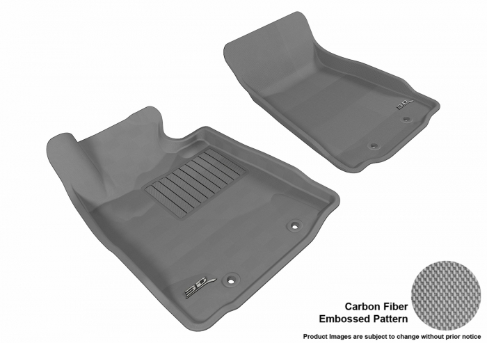 3D MAXpider Nissan 370Z Floor Mats