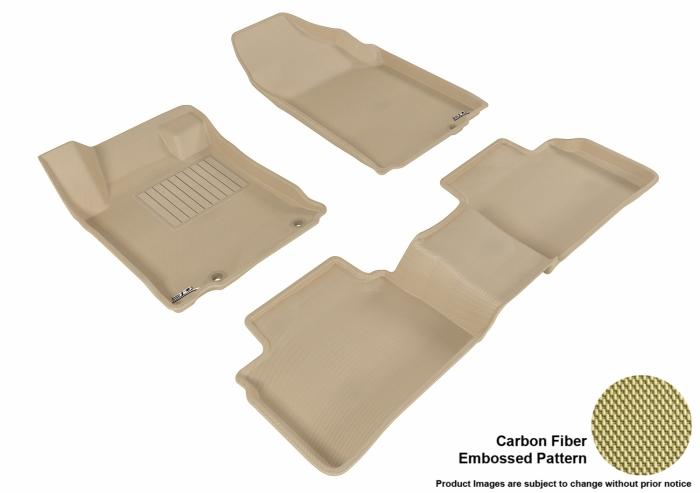 3D MAXpider Nissan Altima Floor Mats