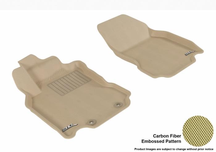 3D MAXpider Nissan Cube Floor Mats