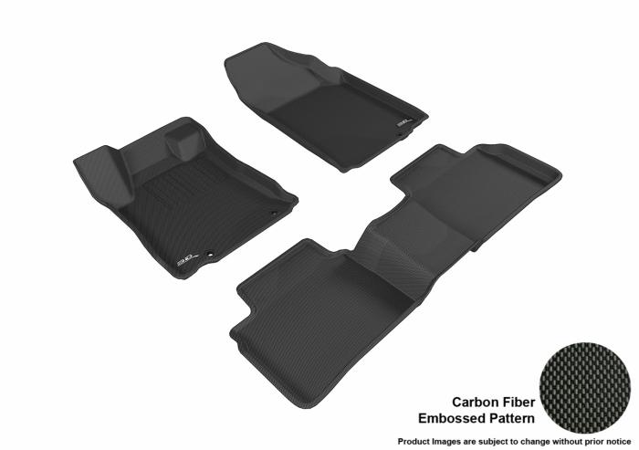 3D MAXpider Nissan Juke Floor Mats