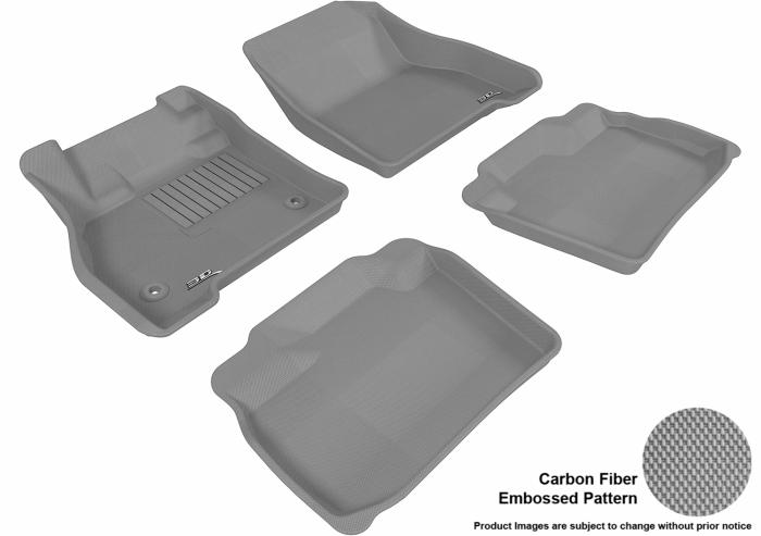 3D MAXpider Nissan Leaf Floor Mats
