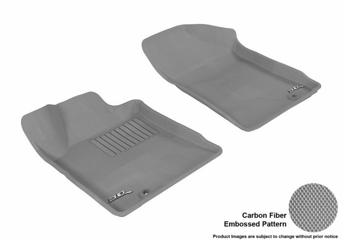 3D MAXpider Nissan Maxima Floor Mats