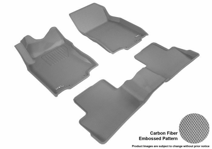 3D MAXpider Nissan Rogue Sport Floor Mats