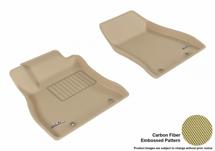 3D MAXpider Nissan Sentra Floor Mats