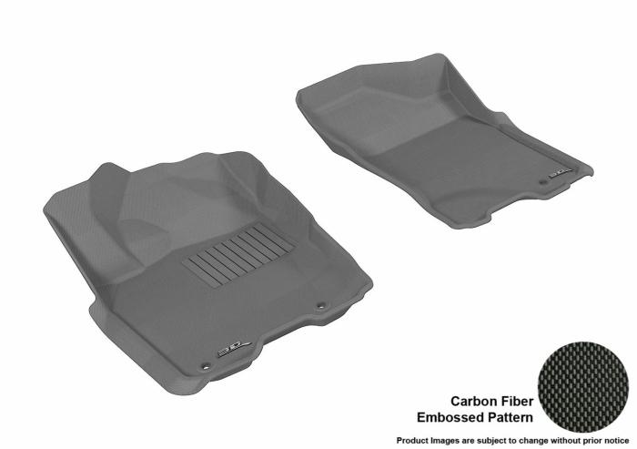 3D MAXpider Nissan Titan Floor Mats