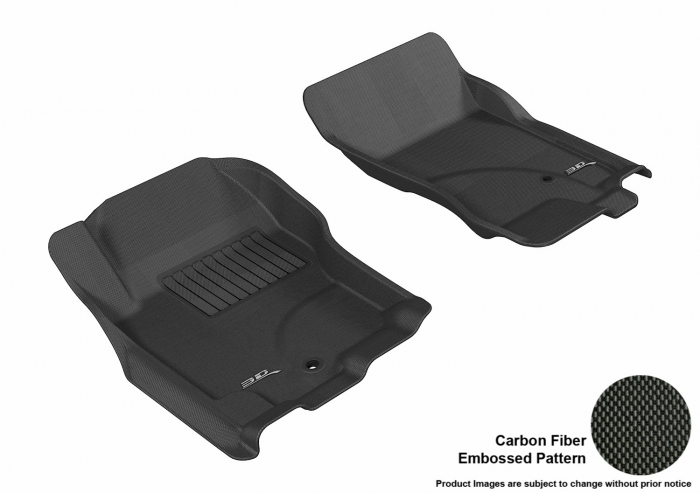3D MAXpider Nissan Xterra Floor Mats