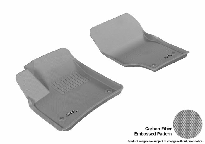 3D MAXpider Porsche Cayenne Floor Mats