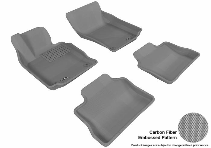 3D MAXpider Porsche Panamera Floor Mats
