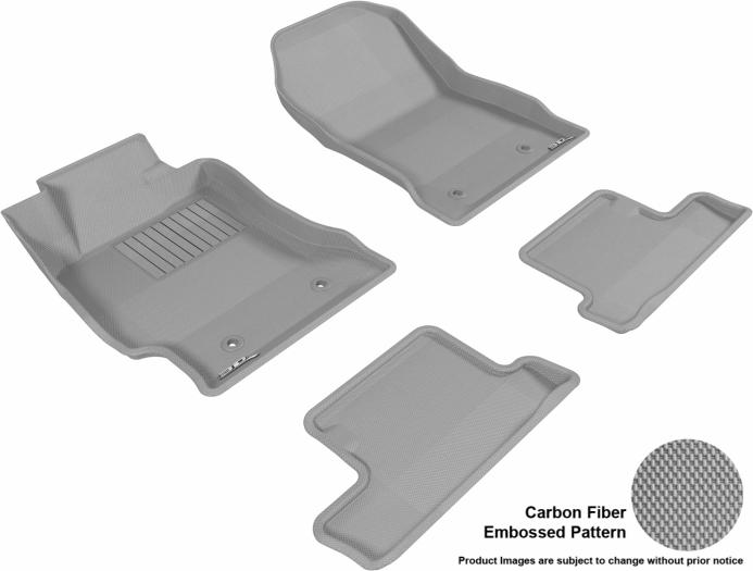 3D MAXpider Scion FR-S Floor Mats