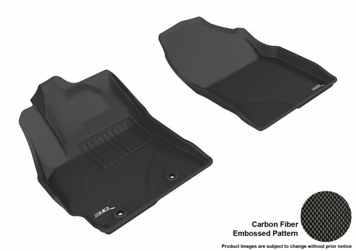 3D MAXpider Scion iM Floor Mats