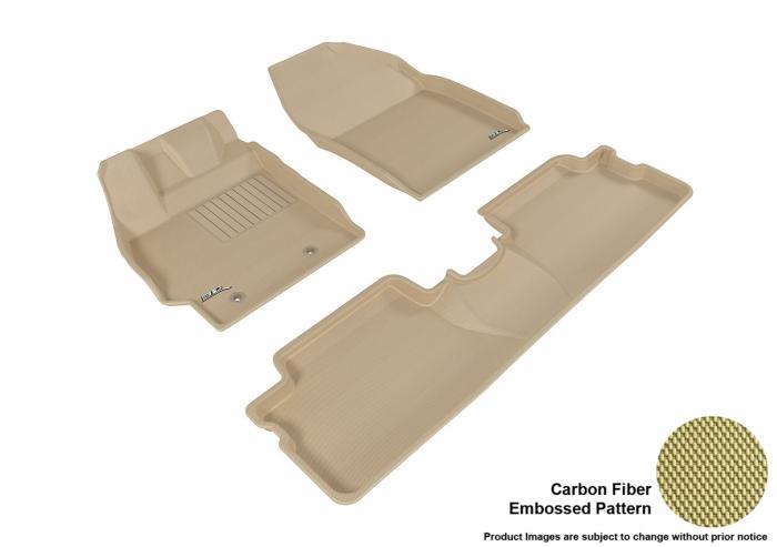 3D MAXpider Scion xB Floor Mats