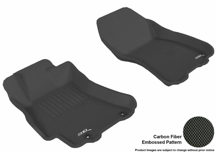 3D MAXpider Subaru Legacy Floor Mats