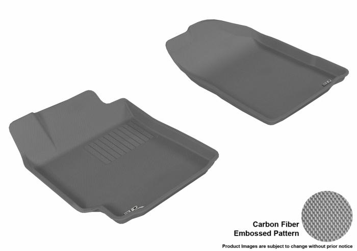 3D MAXpider Toyota Camry Floor Mats