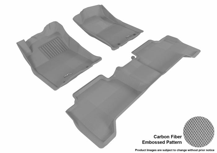 3D MAXpider Toyota Tacoma Floor Mats
