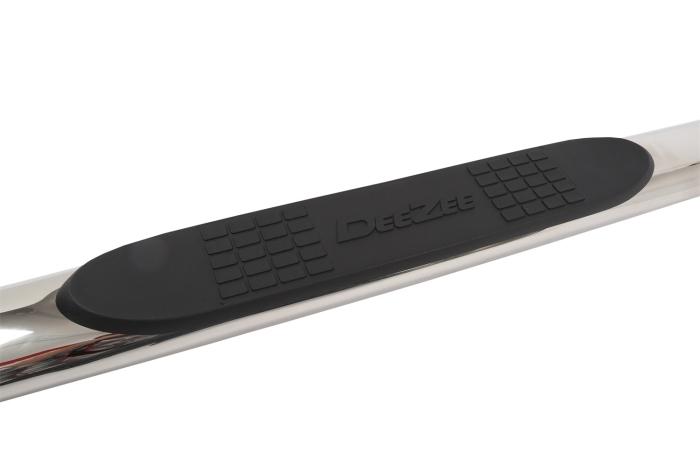 Close up of step bars