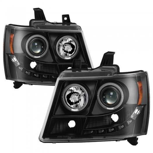 Spyder 5085979 Halo LED Projector Headlights