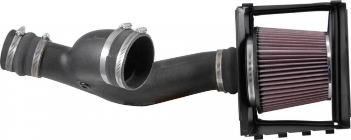 K&N 57-2599 Engine Cold Air Intake Performance Kit