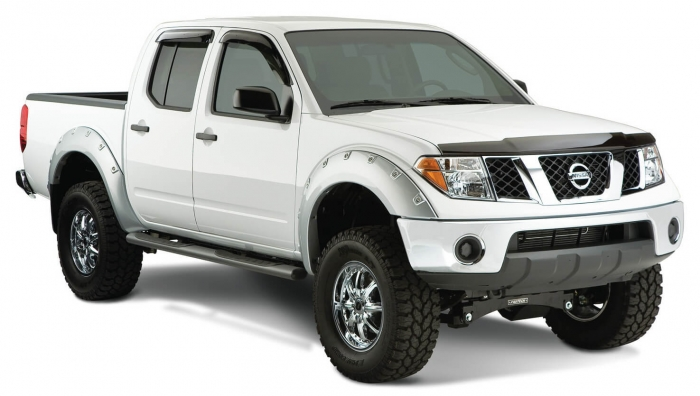 Bushwacker Boss Pocket Style Fender Flares