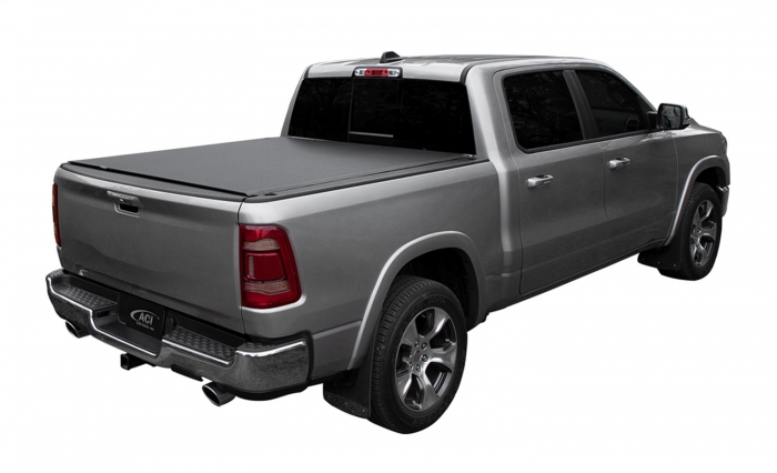 Installed cover gives improved gas mileage