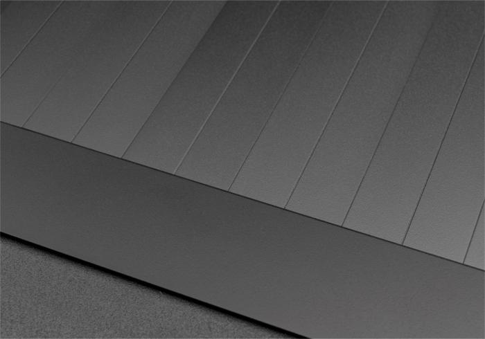 Close up of slats