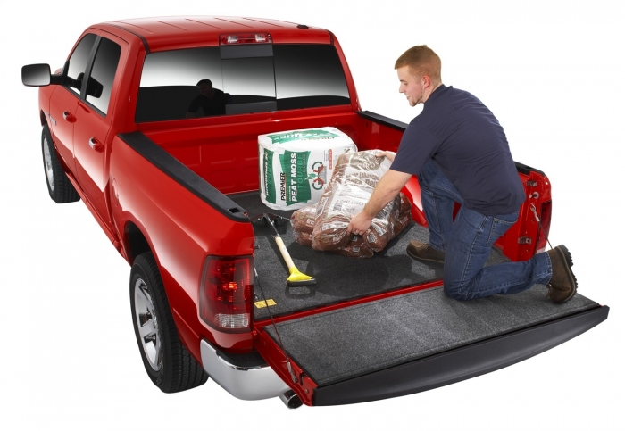 BedRug BMT19SBS BedRug Floor Truck Bed Mat