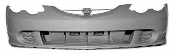 Bumper Cover Replacement - AC1000143