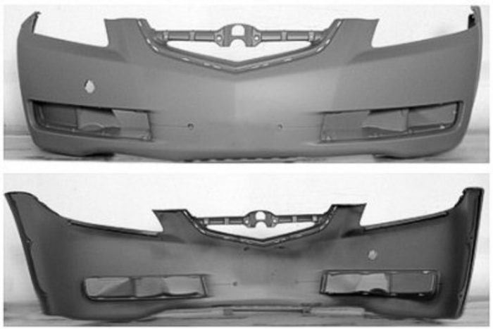 Bumper Cover Replacement - AC1000149