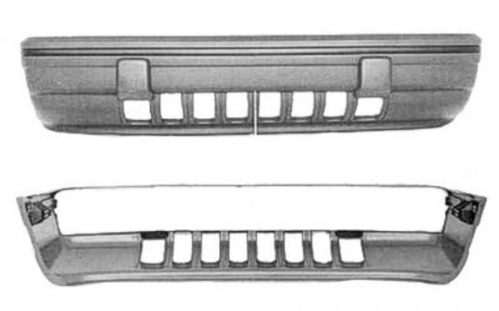 Bumper Cover Replacement - CH1000209