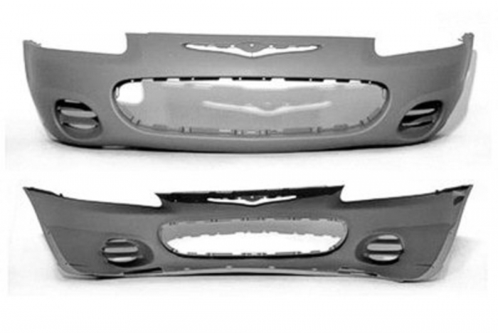Bumper Cover Replacement - CH1000318