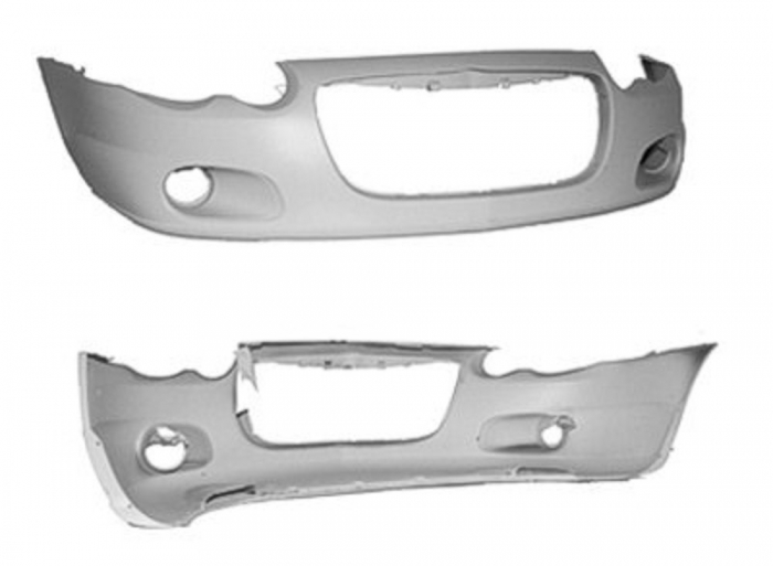 Bumper Cover Replacement - CH1000400