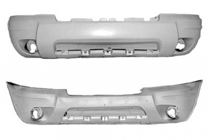Bumper Cover Replacement - CH1000410