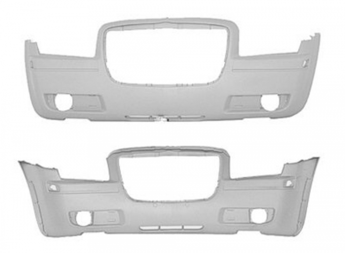 Bumper Cover Replacement - CH1000439