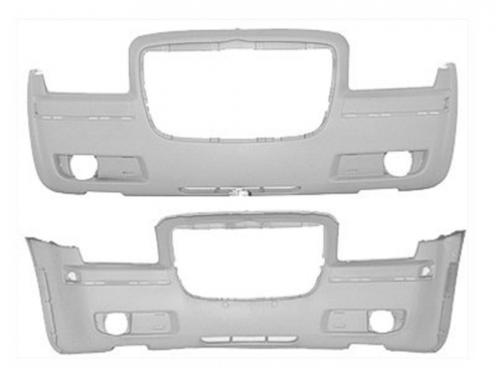 Bumper Cover Replacement - CH1000440